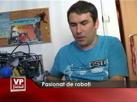Pasionat de roboţi