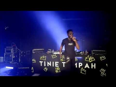 Tinie Tempah Cologne Luxor - Written in the Stars - 6-4-17