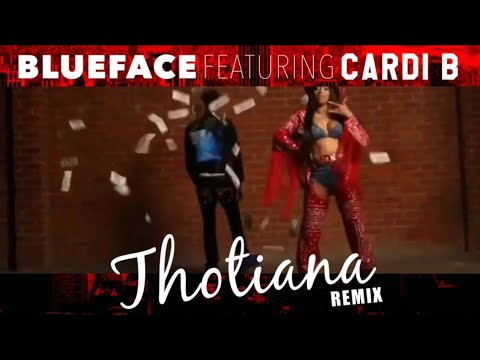 """Blueface """"Thotiana"""" Remix ft. Cardi B (Dir. by @_ColeBennett_) (Official Music Video) ***PREVIEW***"""