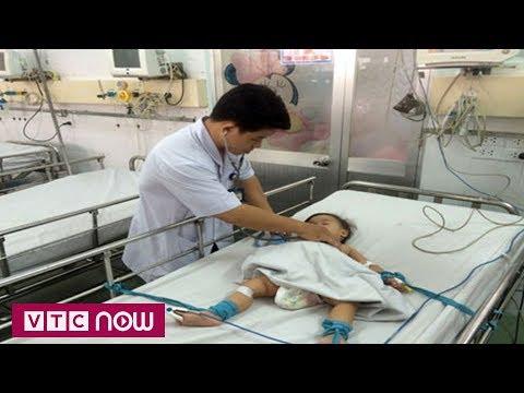 Bà Rịa-Vũng Tàu: Cha mẹ chủ quan với bệnh tay chân miệng | VTC1 - Thời lượng: 109 giây.
