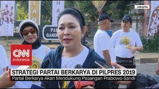 Download Video Strategi Partai Berkarya di Pilpres 2019 MP3 3GP MP4