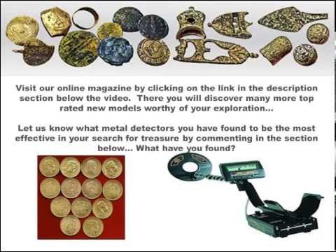 Hybrid All Purpose Metal Detector Reviews 2014 | Treasure Hunting Hybrid Metal Detectors