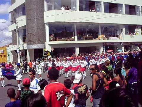 7 de setembro em Itaberaba 2011