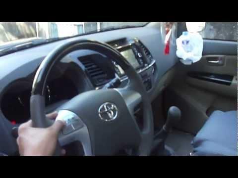 Toyota Fortuner 2013 Model