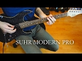 Suhr Modern Pro (Demo in a Mix & Isolated)