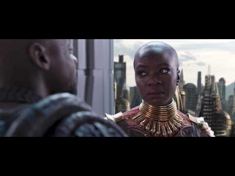 Black Panther - Scène coupée : Le futur du Wakanda