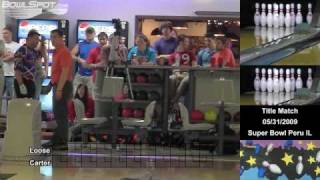 Peru (IL) United States  city images : Midwest PBA Regional - Title match - Peru IL