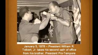 Tribute - William R. Tolbert Jr. - 19th President of Liberia