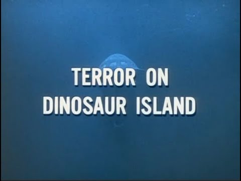 """Voyage to the Bottom of the Sea: preview for """"Terror on Dinosaur Island"""""""