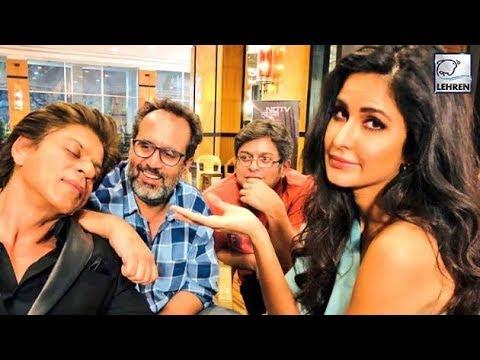 Shah Rukh Khan Makes Katrina His Media Manager!