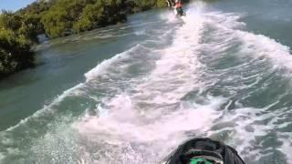 4. mangrove jet ski run sxr800
