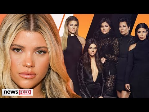 Sofia Richie QUITTING 'KUWTK' Appearances!
