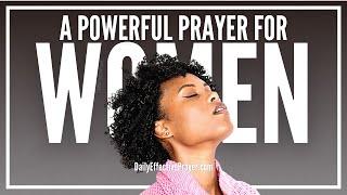 Video Prayer For Women - Prayers For a Woman Of God MP3, 3GP, MP4, WEBM, AVI, FLV Juli 2018