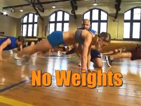 The Insanity Workout Program Review – Insanity Workout Commercial