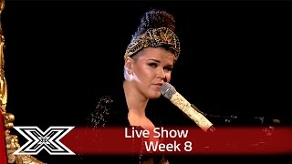 Video Saara Aalto goes Abba with Winner Takes it All! | Live Shows Week 8 | The X Factor UK 2016 MP3, 3GP, MP4, WEBM, AVI, FLV Maret 2019