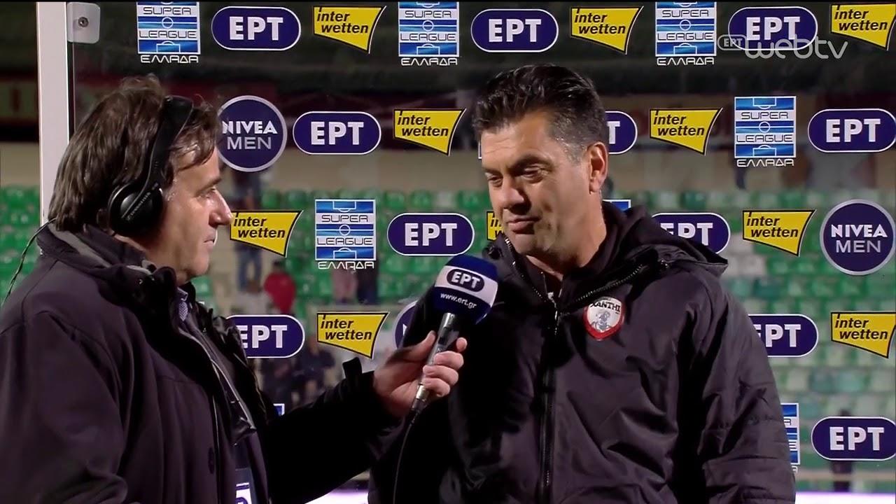 Γκουτσίδης: «Αξίζει πάρα πολλά η ομάδα» | 14/12/2019 | ΕΡΤ