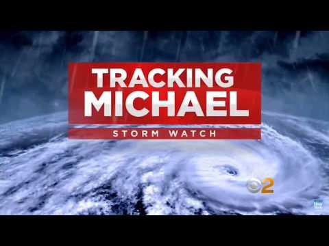 Hurricane Michael aftermath Tallahassee Panama City Mexico Beach Florida