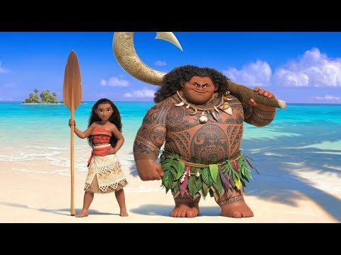 Moana 2016 Full Movie - Best  Scene Moment