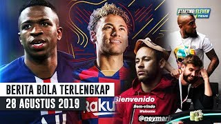 Video Neymar Makin Dekat Ke Barca 😱 PSG Minta Vinicius Buat BARTER 🤩 Pique Vidal MENANG BANYAK MP3, 3GP, MP4, WEBM, AVI, FLV September 2019