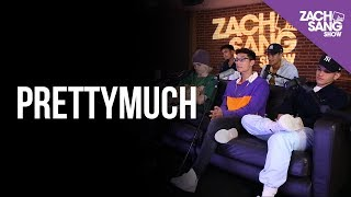 Video PRETTYMUCH talks Would You Mind, One Direction and French Montana MP3, 3GP, MP4, WEBM, AVI, FLV Agustus 2018