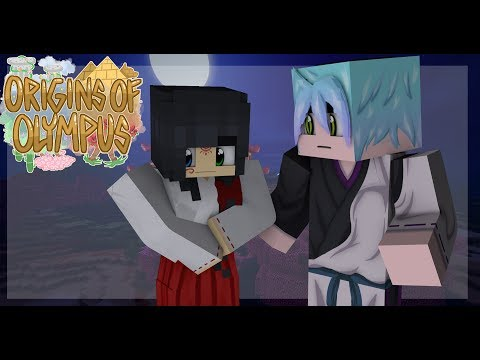 """Minecraft Origins of Olympus """"Caught in the Act!?""""  #5(Minecraft Percy Jackson Roleplay)"""