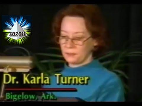 Karla Turner ✪ Masquerade of Angels ET Agenda UFO Disclosure ♦ Grey Alien Abduction 1