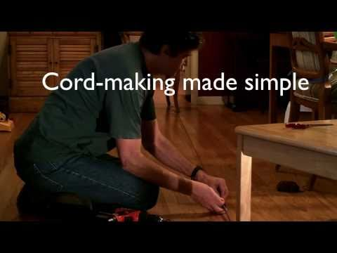 How To Make Rope And Twisted Cord