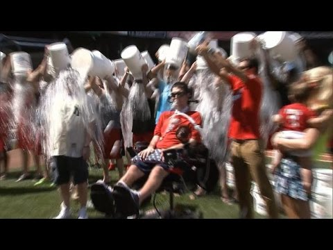 ALS Ice Bucket Challenge pays off