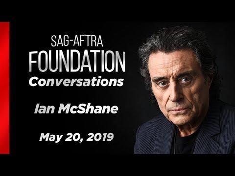 Conversations with Ian McShane