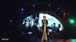 Isyana Sarasvati - Masih Berharap (OST. Ayat - Ayat Cinta 2) - Live @JCC Plenary Hall