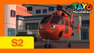 [Tayo S2] #21 Air, the Brave Helicopter