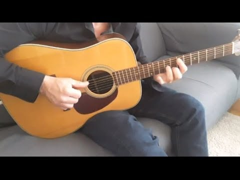 Jamiroquai – Corner of the Earth – Acoustic Guitar Fingerstyle Cover