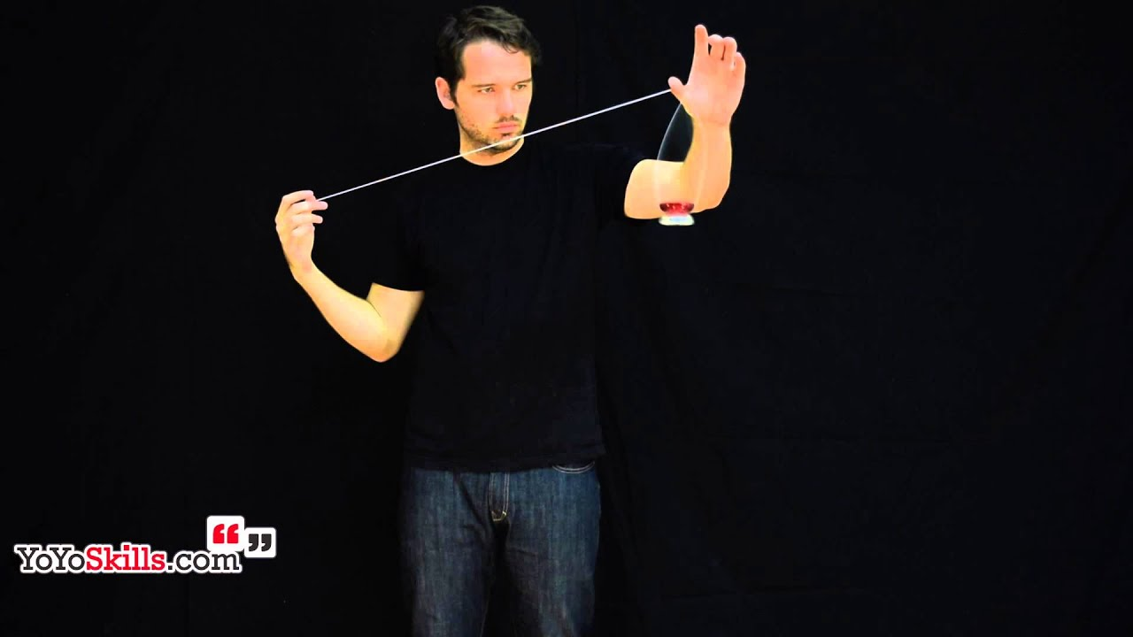 YoYoSkills Tutorials: UFO – Beginner Yo-Yo Trick Tutorial from Sam Green