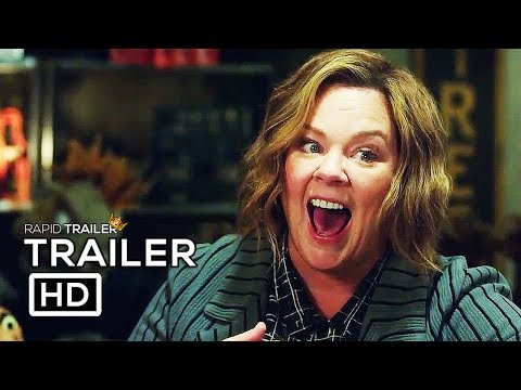 THE HAPPYTIME MURDERS Official Trailer (2018) Melissa McCarthy, Elizabeth Banks Movie HD
