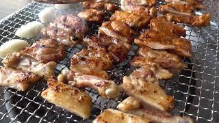 [Food ASMR] Chicken Barbeque […