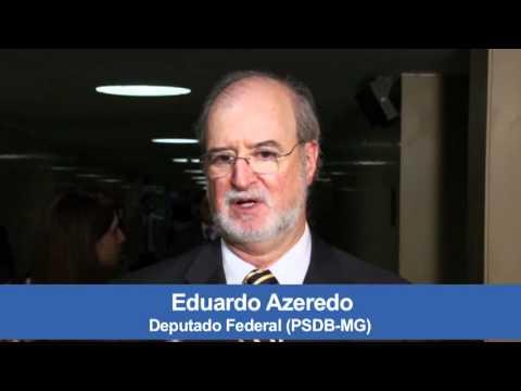 Eduardo Azeredo – Comissão de Ciência e Tecnologia da Câmara dos Deputados