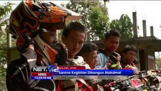 Video Yana Mau Nanya Pesantren Di Malang ada Pelatihan Motor Cross - NET12 MP3, 3GP, MP4, WEBM, AVI, FLV Oktober 2018