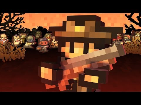 трейлер The Escapists The Walking Dead Deluxe