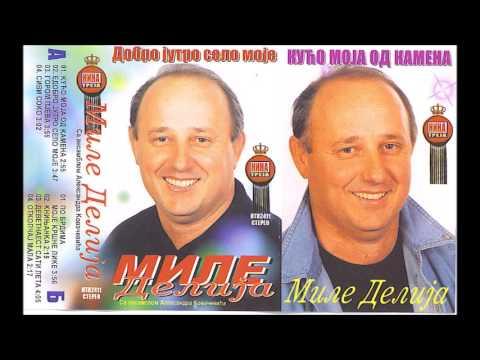 Mile Delija - Kninjanka - (Audio 2004)