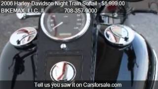 7. 2006 Harley-Davidson Night Train Softail FXSTBI for sale in