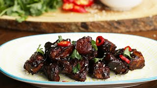 Moo Ping (Thai Grilled Pork) As Made By My London Dish Winner Paul Ambrose by Tasty