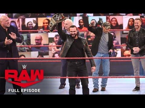 WWE Raw Full Episode, 28 September 2020