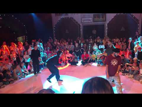 King of beat Street Battle Hip-hop/house Finále