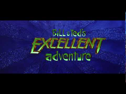 Bill and Teds Excellent Adventure 1989 opening scene/song