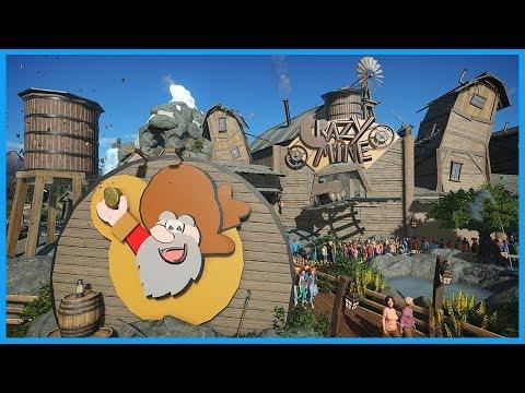 Crazy Mine! Coaster Spotlight 538 #PlanetCoaster