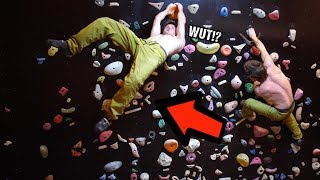 Andromedawall Episode 4 | Analytic Bouldering by Mani the Monkey