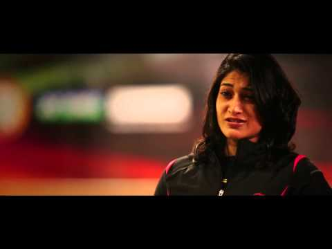 ashwini - Know Your Star is a series of videos giving us a glimpse into the travails of Indian Olympians - Ashwini Ponaappa (Badminton) Ashwini Ponappa is a promising ...