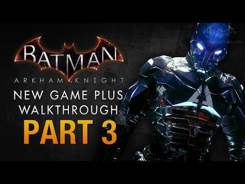 Batman: Arkham Knight Walkthrough - Part 3 - ACE Chemicals