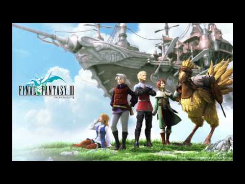Final Fantasy III DS OST - Dungeon ~ Extended