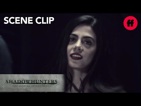 Shadowhunters   Season 3, Episode 8: Alec & Izzy Search For Jace   Freeform